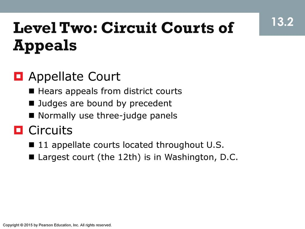 13 The Judiciary The Balancing Branch - ppt download