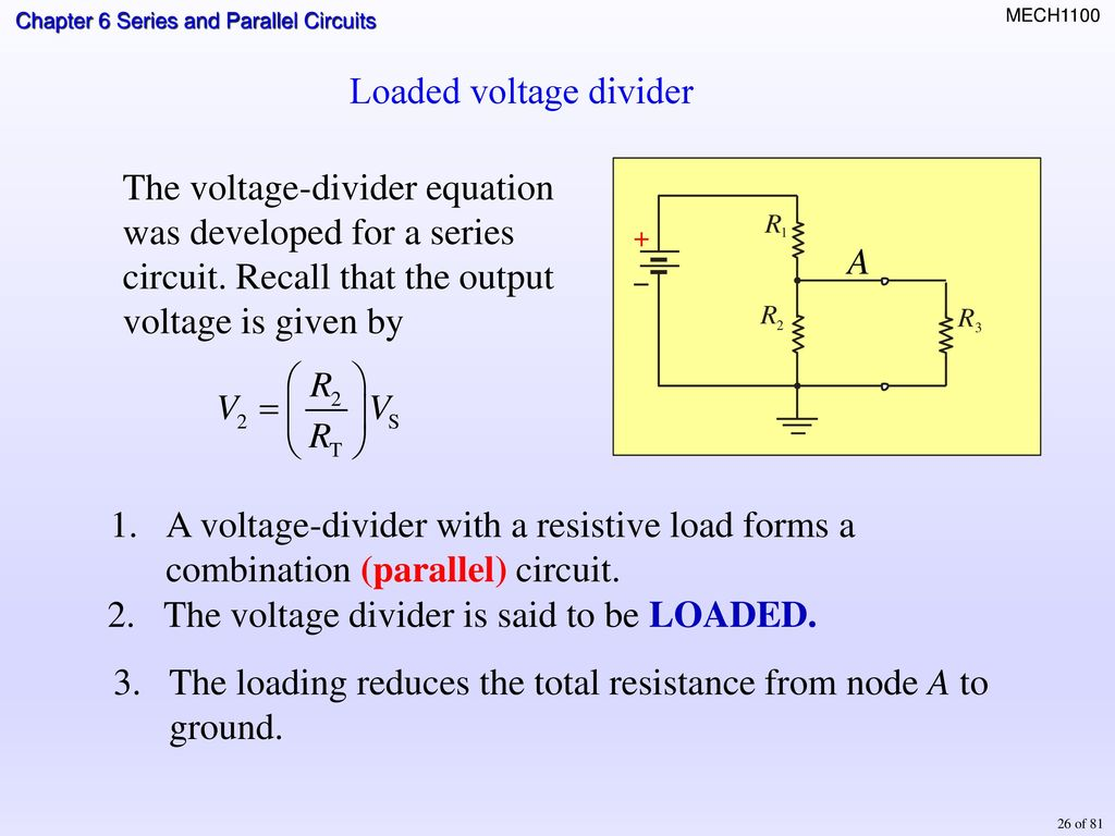 Topics Identifying Series Parallel Relationships Ppt Download Voltage In And Circuits 25 Kirchoffs Current Law