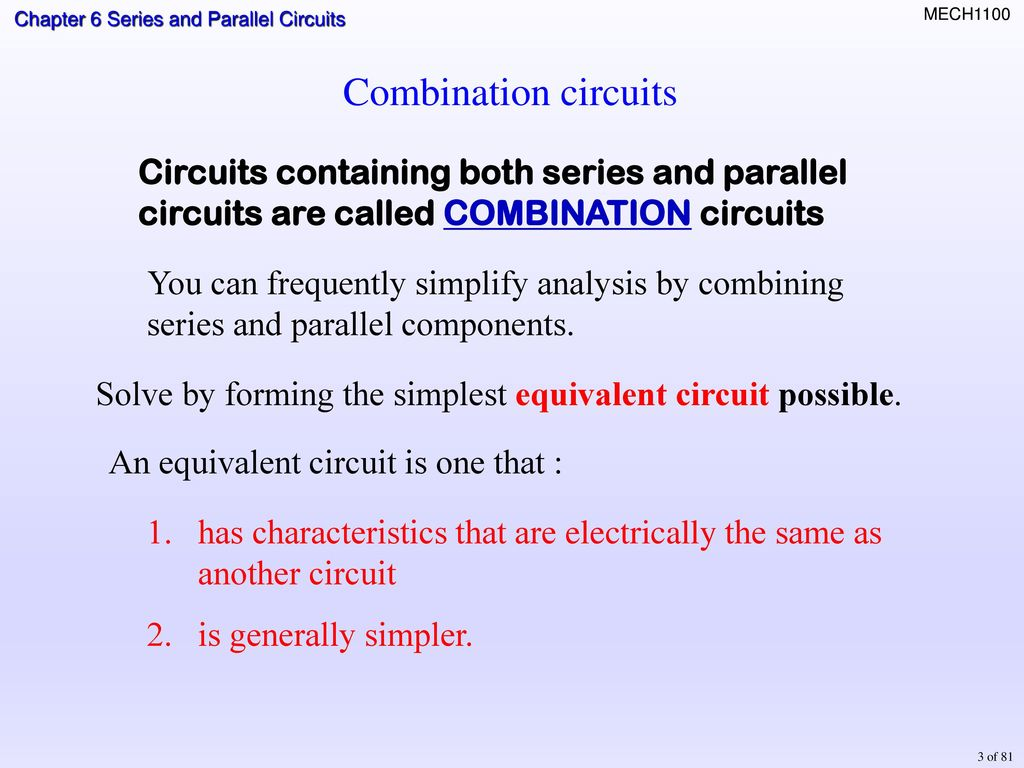 topics identifying series parallel relationships ppt download rh slideplayer com