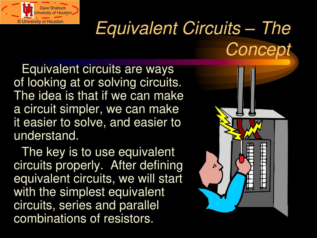 Series Parallel Delta To Wye Ppt Download Making The Circuits Students Got Work On Their Equivalent Concept