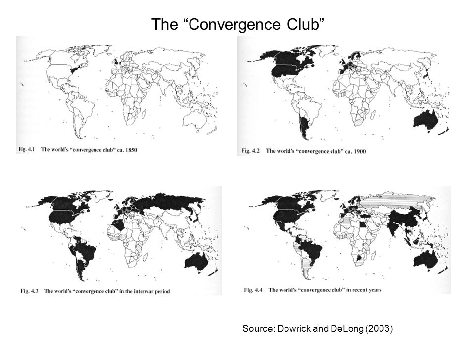The Convergence Club