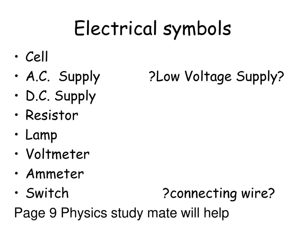 S3 Physics – Exam revision - ppt download