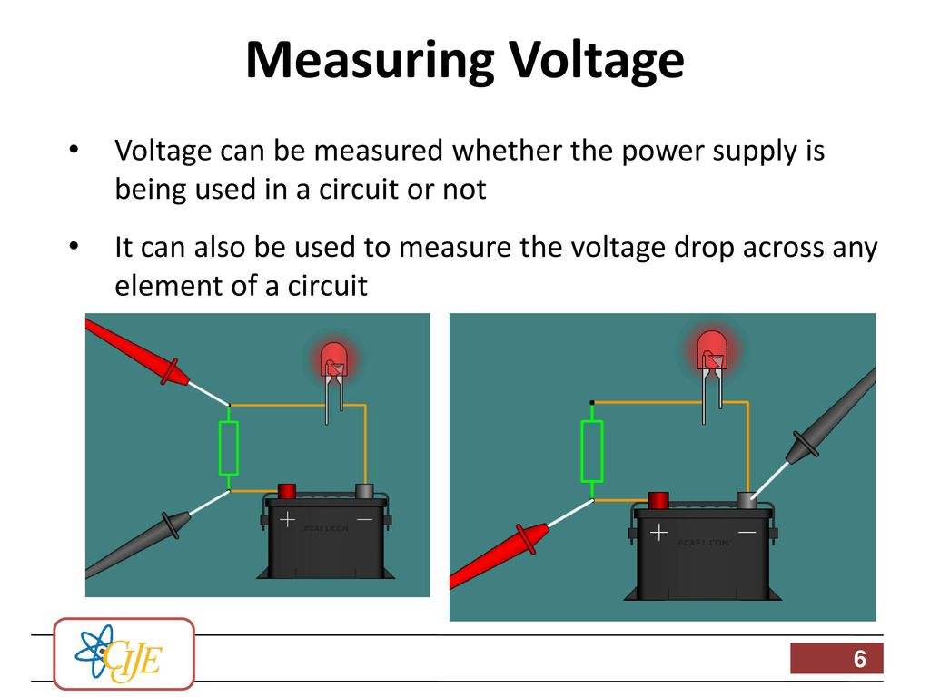 ELECTRICAL CIRCUITS Multimeter. - ppt download