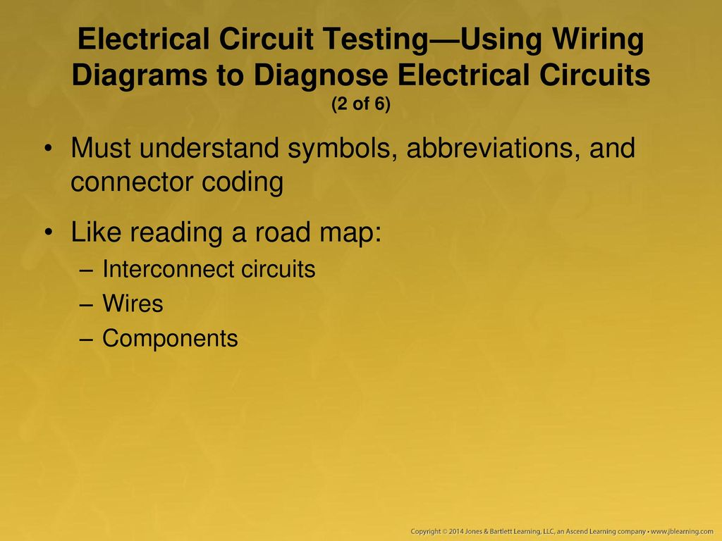 Using A Multimeter Test Light And Other Equipment Ppt Download Parallel Electrical Circuit Wiring Diagram 89