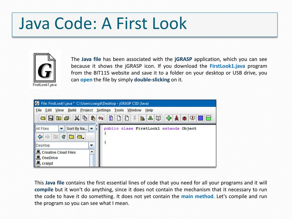 Introduction to Programming: Java Learning to Program Robotically