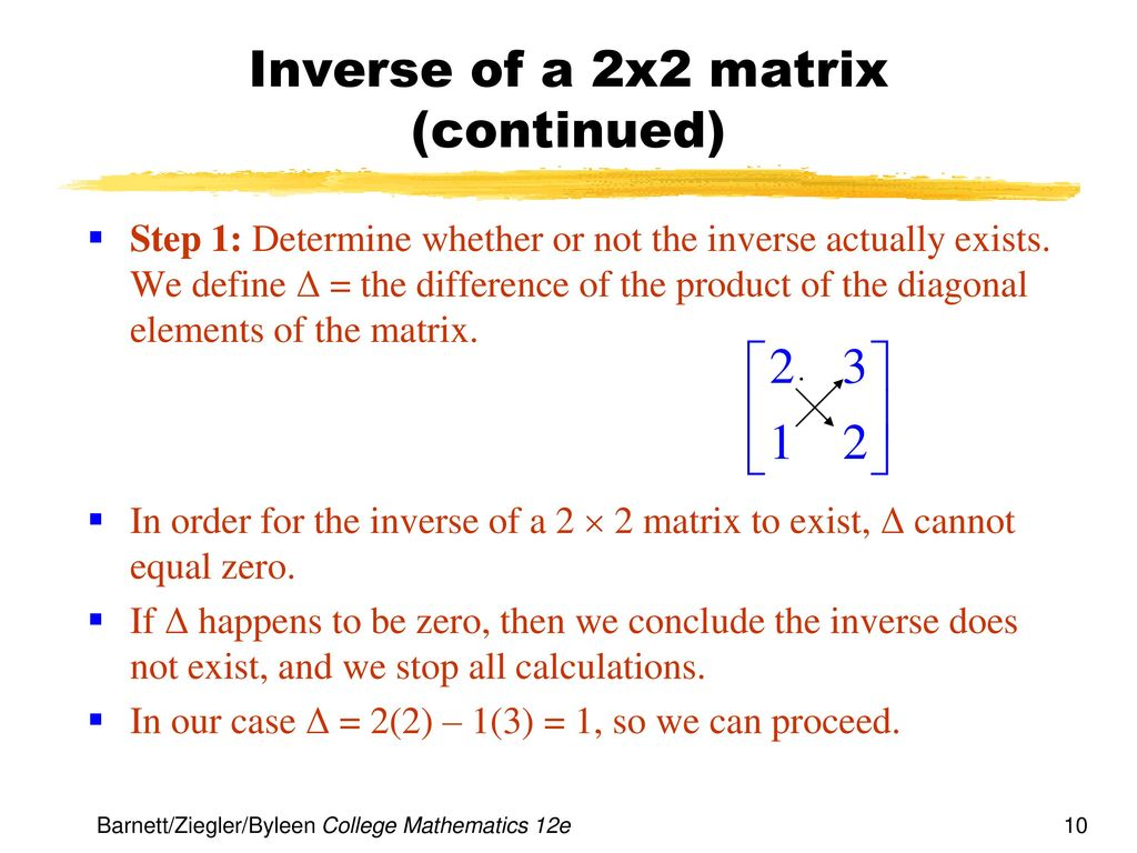 Chapter 4 Systems of Linear Equations; Matrices - ppt download
