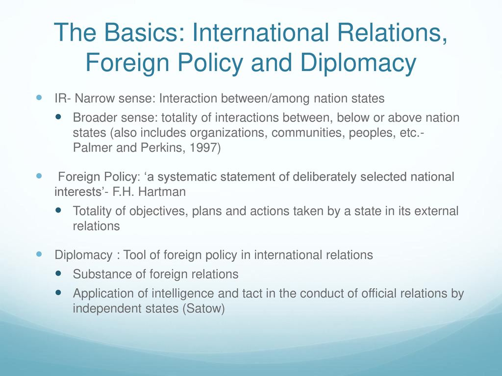 International relations, organizations: a selection of sites