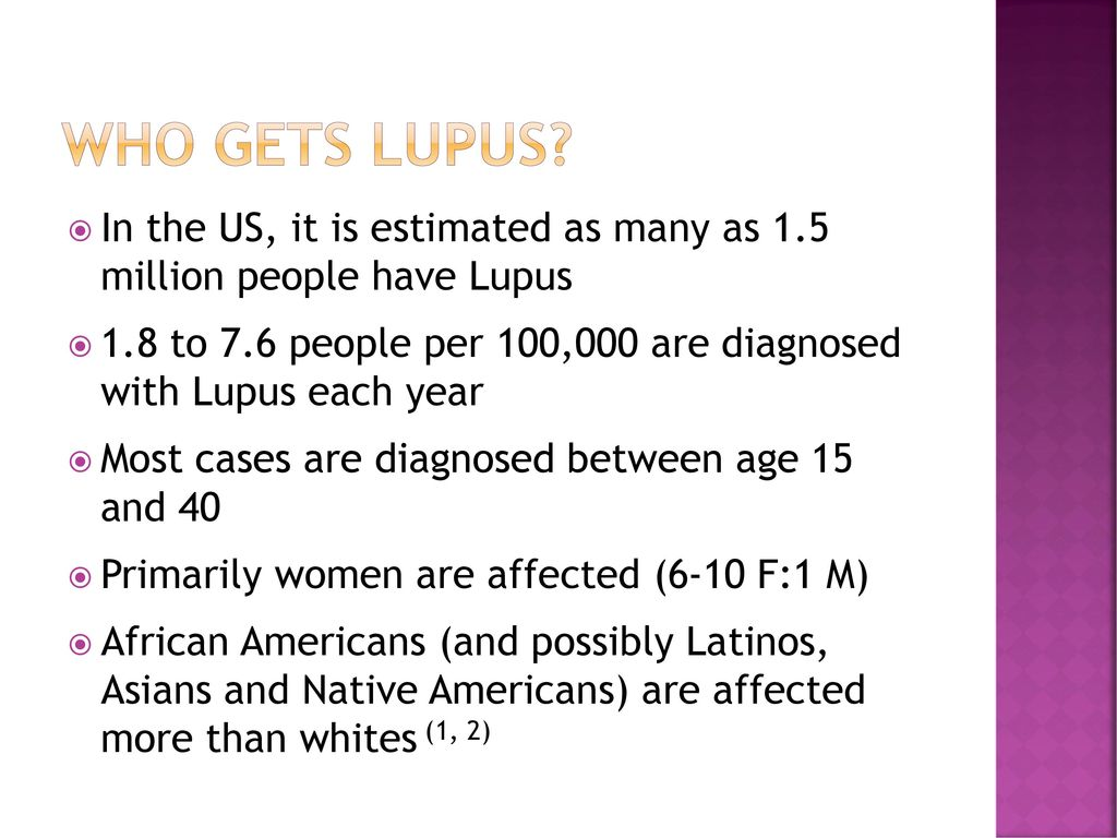 Decoding your Lupus labs: What do all those letters mean? - ppt download