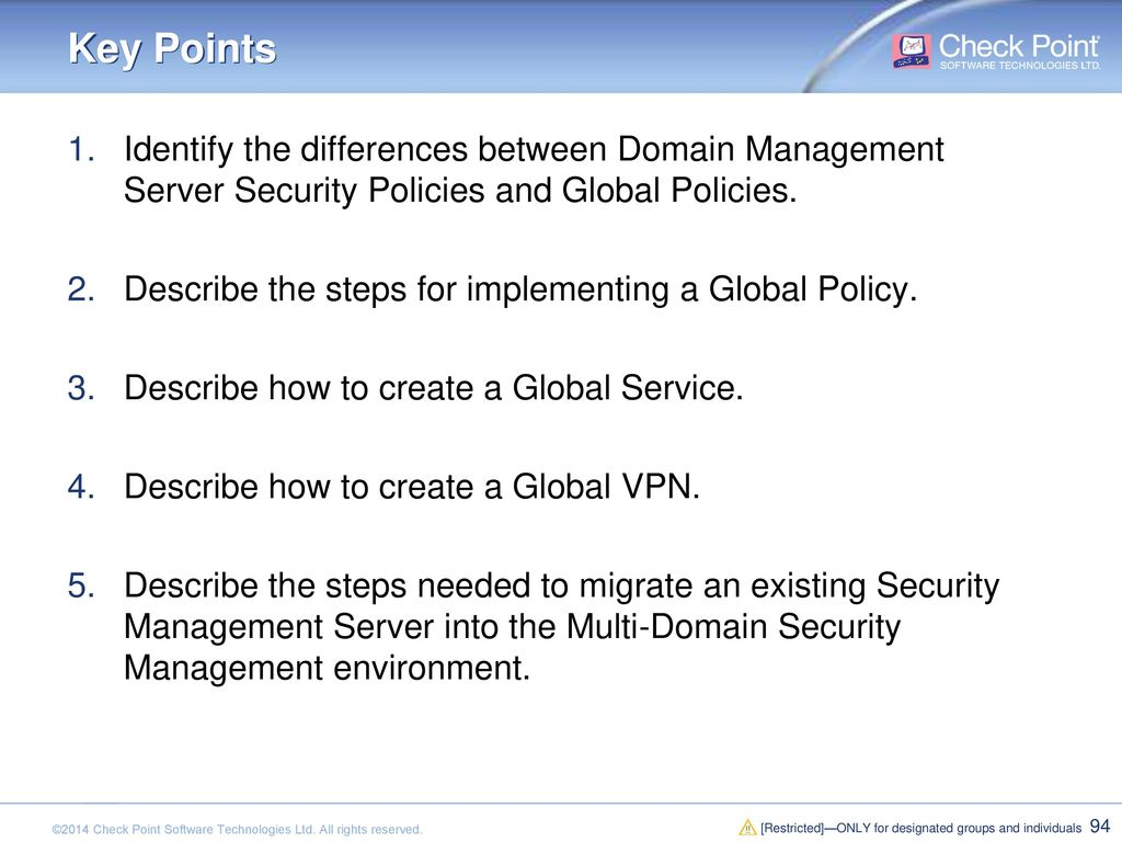 Multi-Domain Security Management with Virtual System