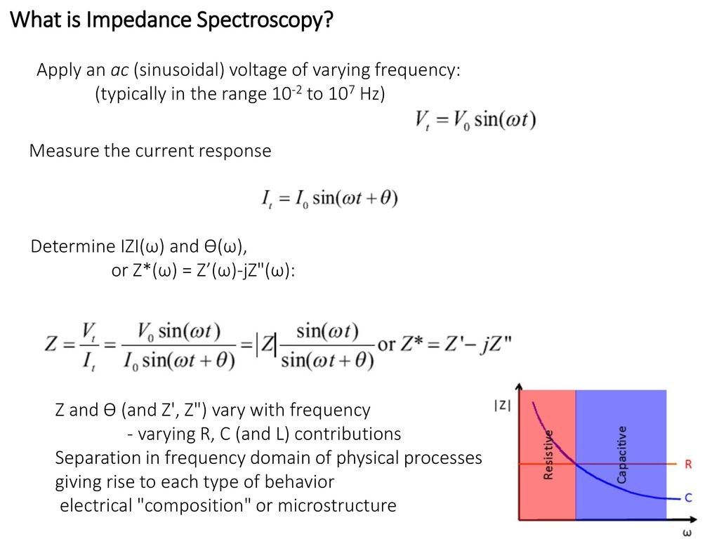 What is impedance