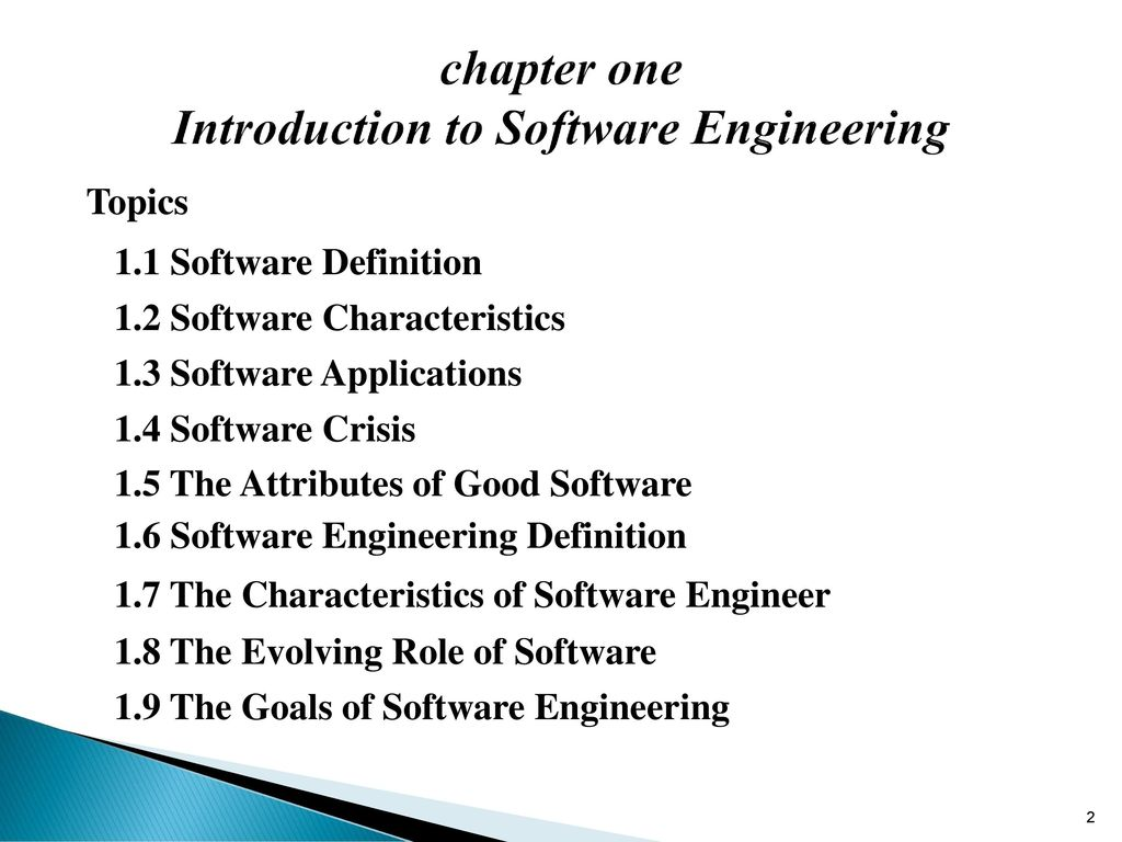 Software Engineering  - ppt download