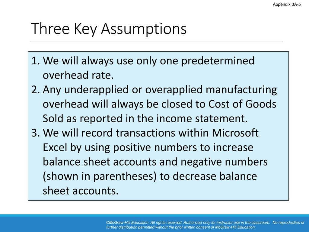 job order costing a microsoft excel based approach ppt download
