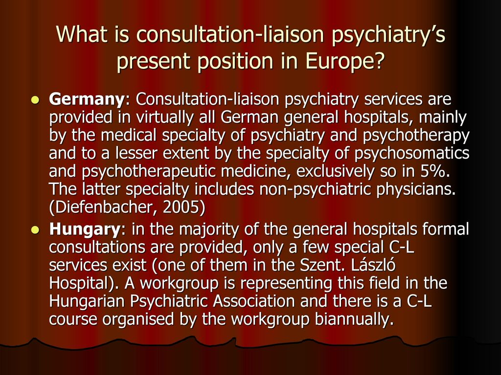 What is consultation? 47