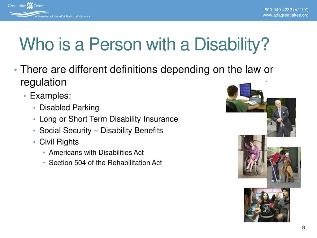 americans with disabilities act (ada) - ppt download