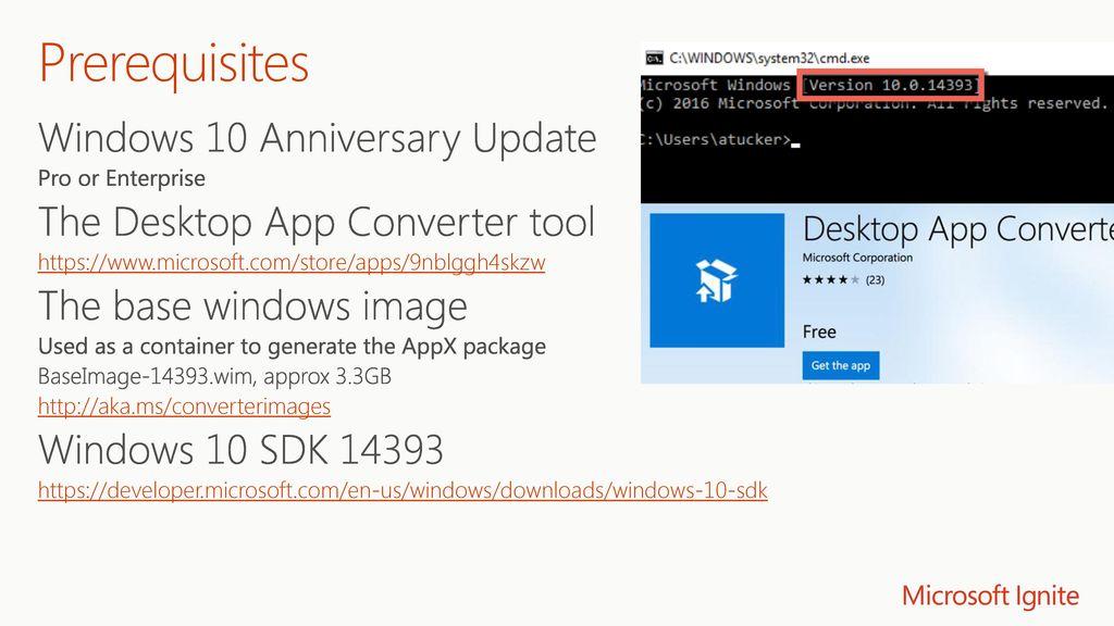 Microsoft Ignite /5/ :32 AM - ppt download