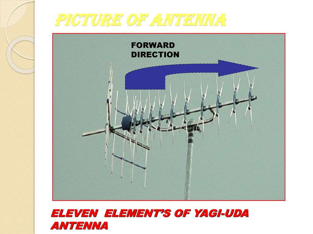Wire Antennas Dipole Monopole Yagi Ppt Download Tv Antenna Wiring Diagram 47 Advantages