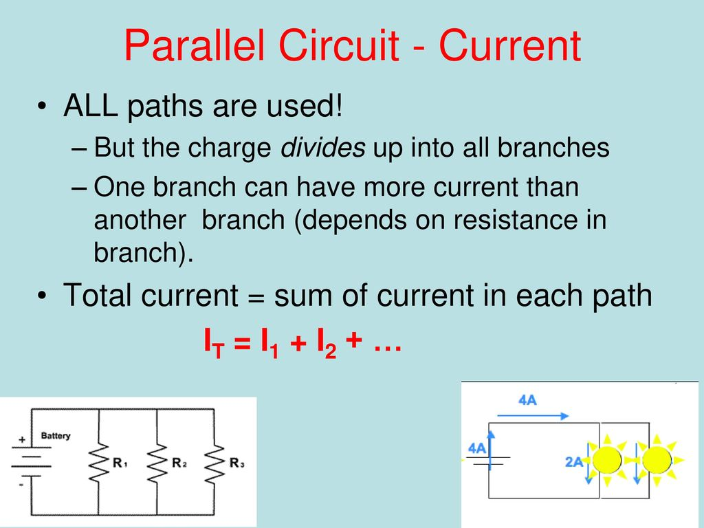 Series And Parallel How We Wire The World Ppt Download Circuit Current 14