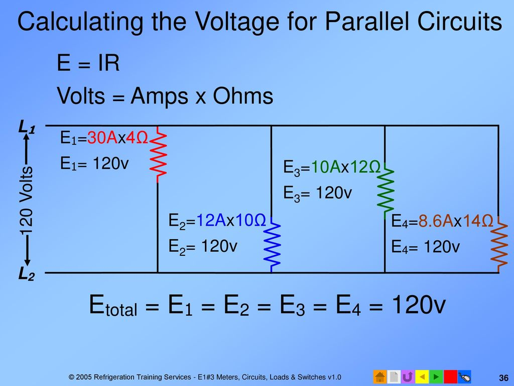 All About Calculating Conductor Properties For A Voltage Drop Nec Parallel Circuit Calculator