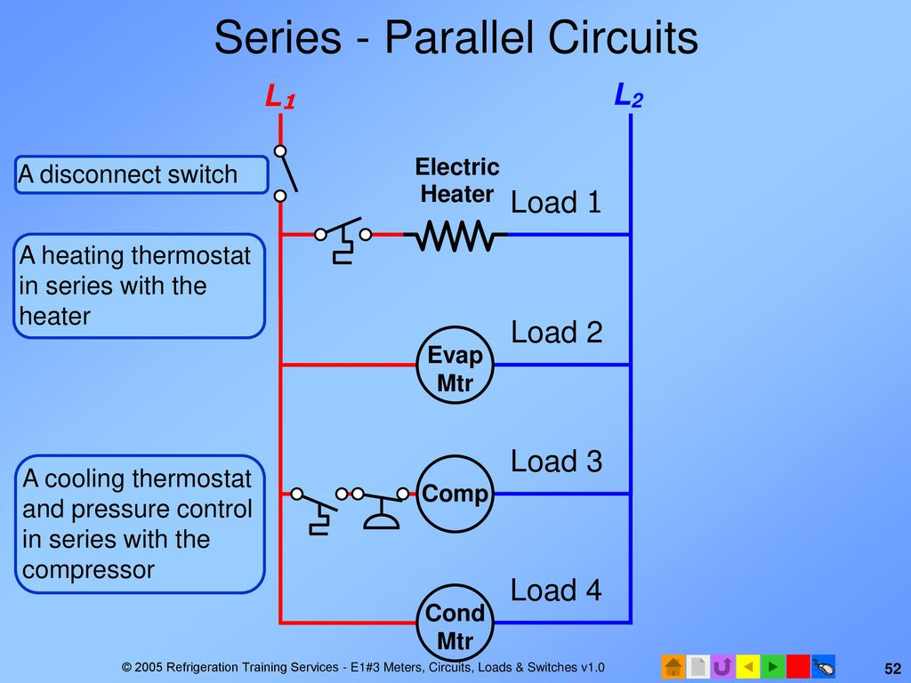 E1 Electrical Fundamentals Ppt Download Some Parallel Circuits Have Switches In As The Circuit Shown Series