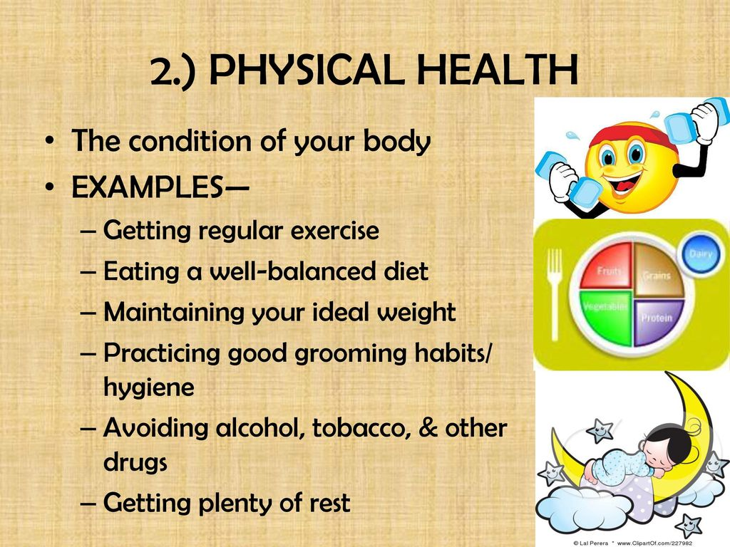 Ms. Kelly 6th Grade Health - ppt download