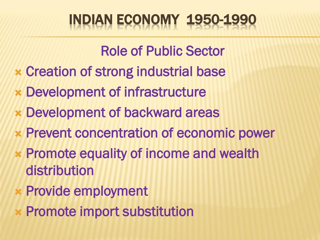 role of industries in development of indian economy
