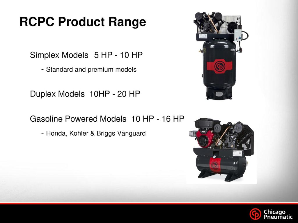 Chicago Pneumatic Compressors Company Presentation Ppt Download Wiring Diagram 3 Rcpc