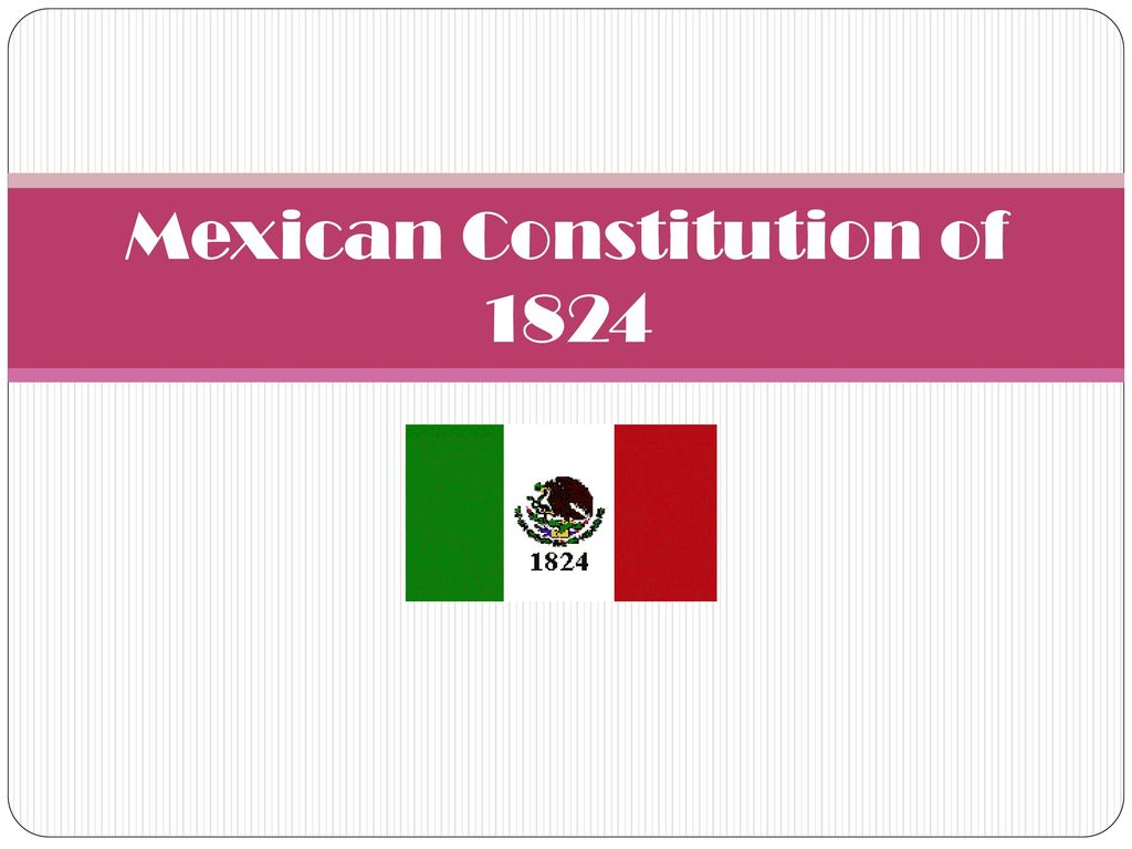 mexican constitution of ppt download
