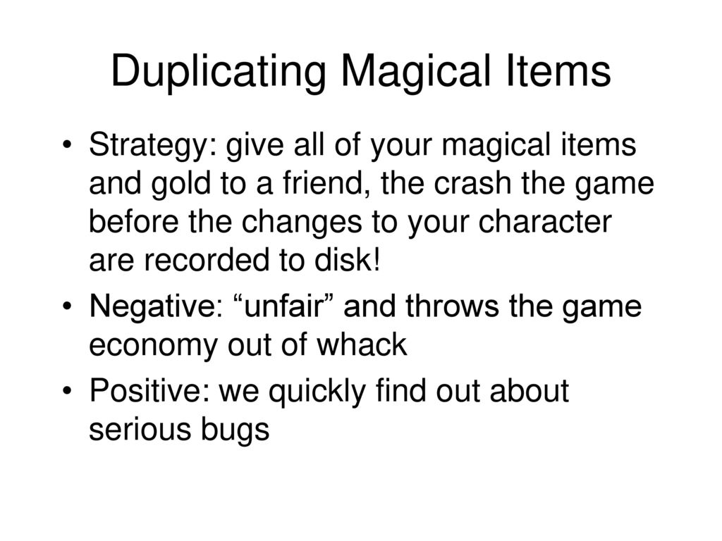 Cheating at Multiplayer Online Games - ppt download