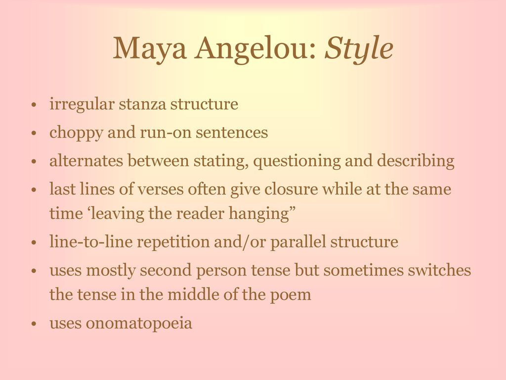 What Is A Thesis Of An Essay Maya Angelou A Phenomenal Woman  Maya  How To Write An Essay With A Thesis also Sample Essay Paper Maya Angelou A Phenomenal Woman  Ppt Download Sample Essay For High School Students