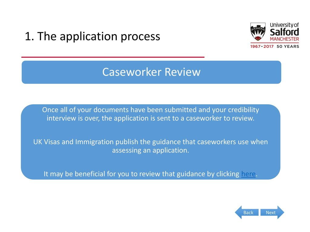 Preparing for your visa application - ppt download