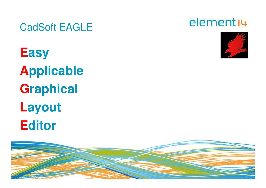 Easy Applicable Graphical Layout Editor - ppt download