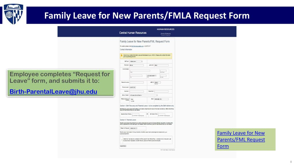 Birth Recovery Leave Parental Leave June 23 Ppt Download