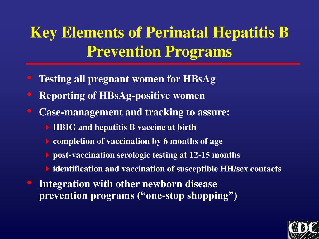 a description of the prevention of hepatitis b through an effective vaccine Description: china's hepatitis b virus (hbv) prevention policy has been evaluated through nationally representative serologic surveys conducted in 1992 and 2006 we report results of a 2014 serologic survey and reanalysis of the 1992 and 2006 surveys in the context of program policy.