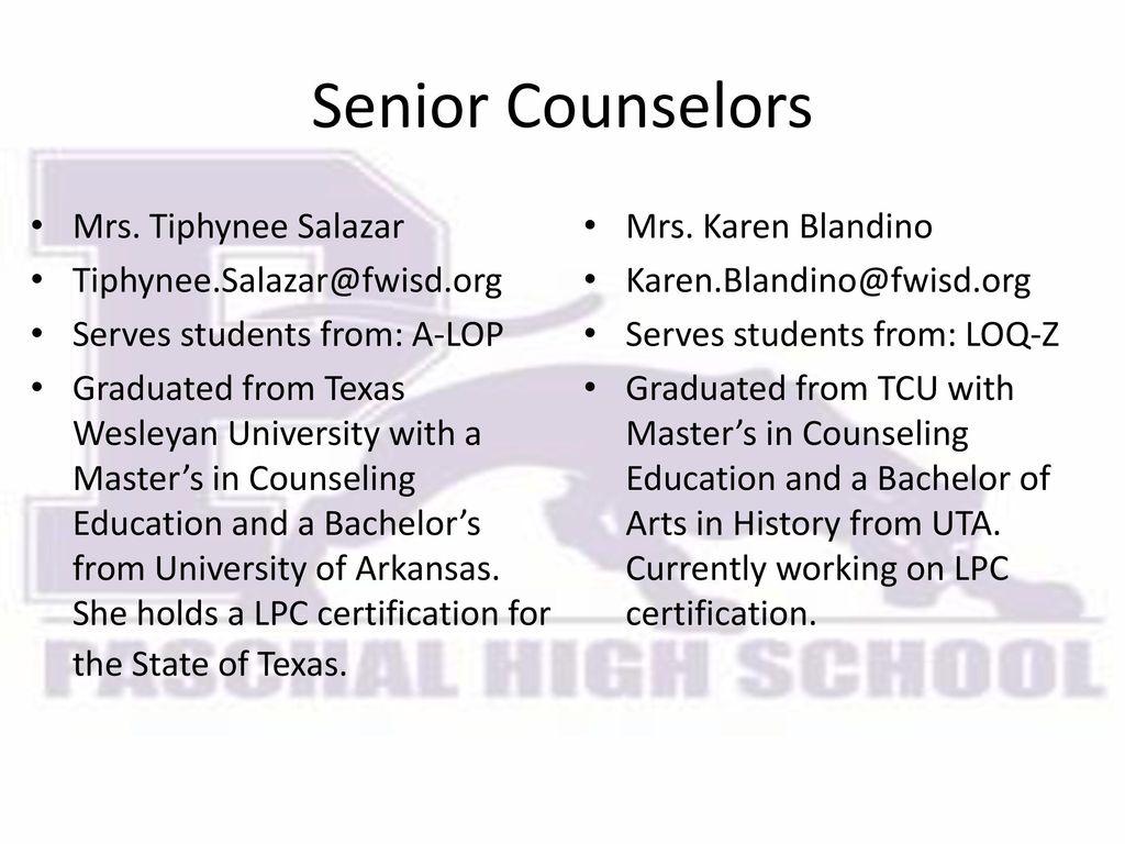 Senior 2018 Class Presentation Ppt Download