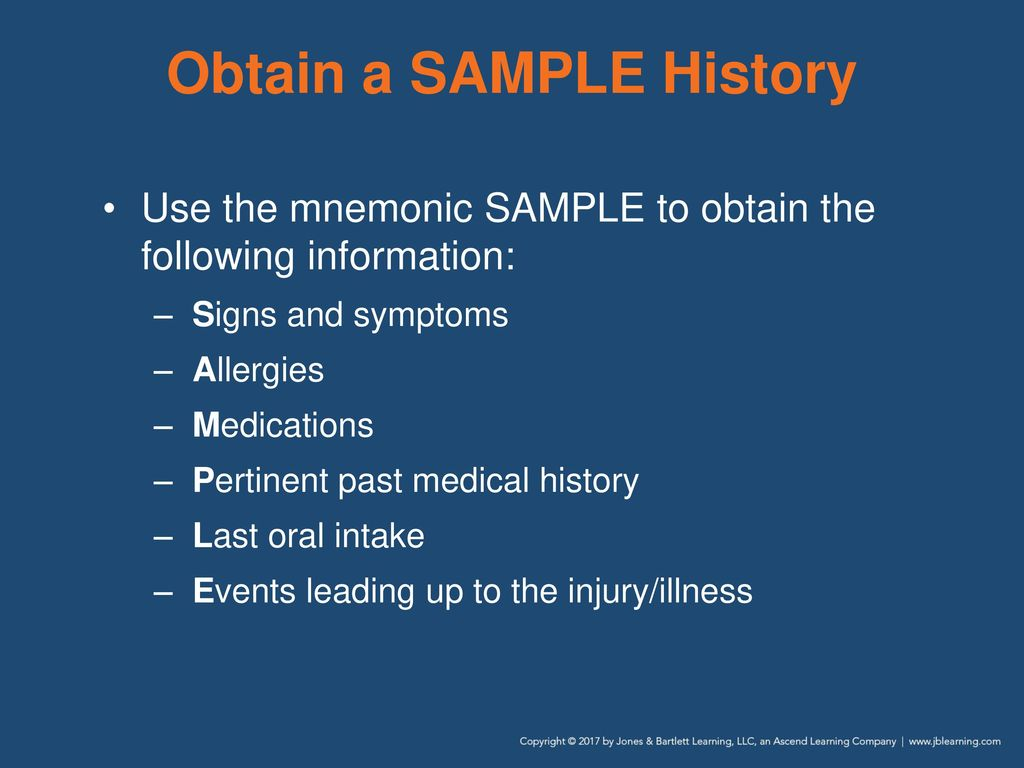 Image result for Sample mnemonic for responsive patient