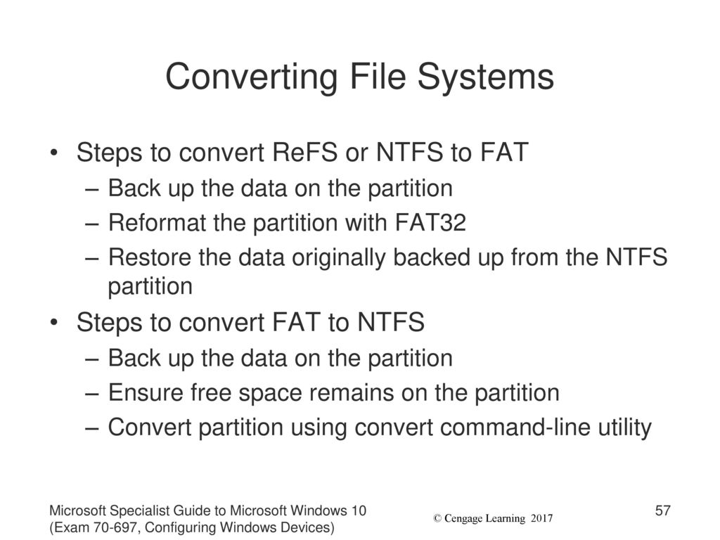 Chapter 4 Managing Disks and File Systems - ppt download