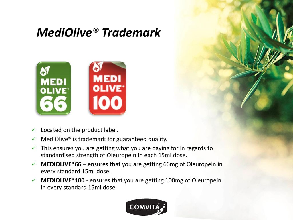 Fresh-Picked™ OLIVE LEAF EXTRACT - ppt download
