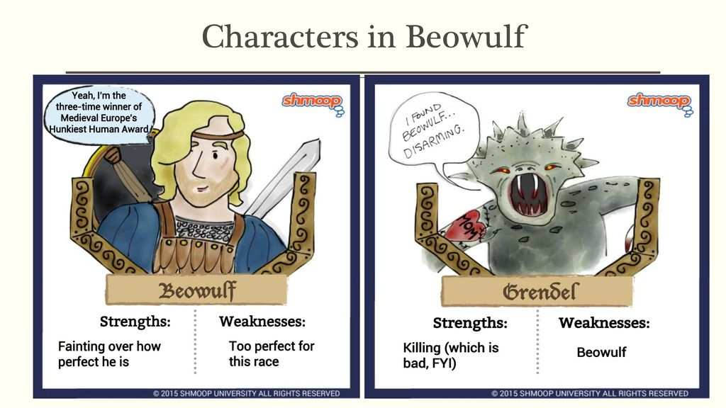 beowulf a new telling by robert nye ppt download rh slideplayer com The Firedrake in Beowulf Butler as Beowulf