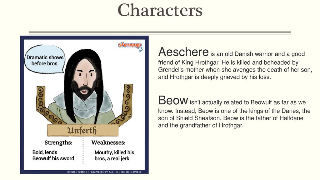 beowulf a new telling by robert nye ppt download rh slideplayer com Beowulf Book Beowulf Illustrations