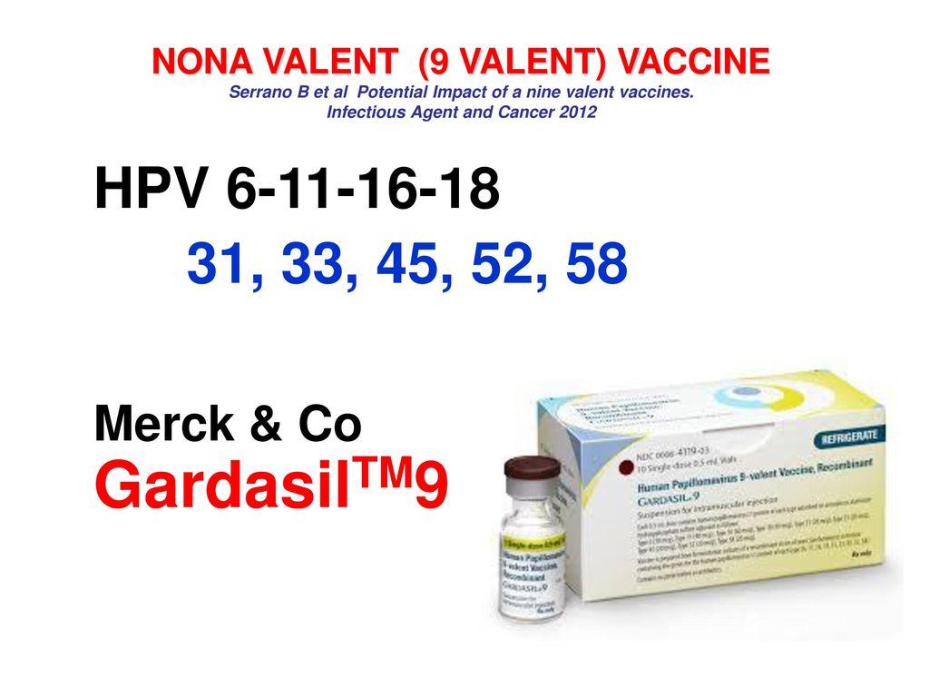 Papillomavirus nonavalent vaccine, Papilloma intraduttale c3