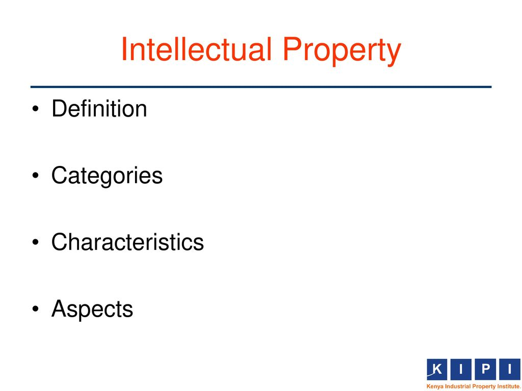 key aspects of intellectual property knowledge assets in academia