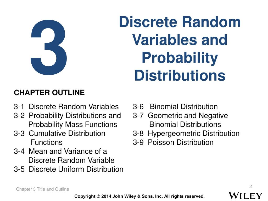 Chapter 3 Applied Statistics and Probability for Engineers