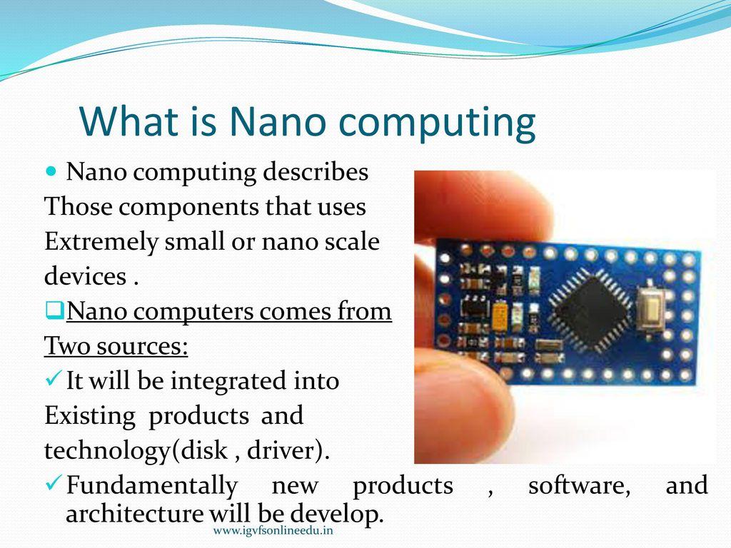 What is nano 12