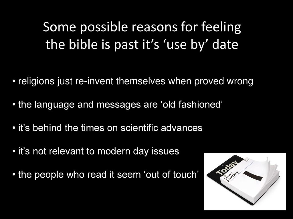 Biblical reasons for not dating