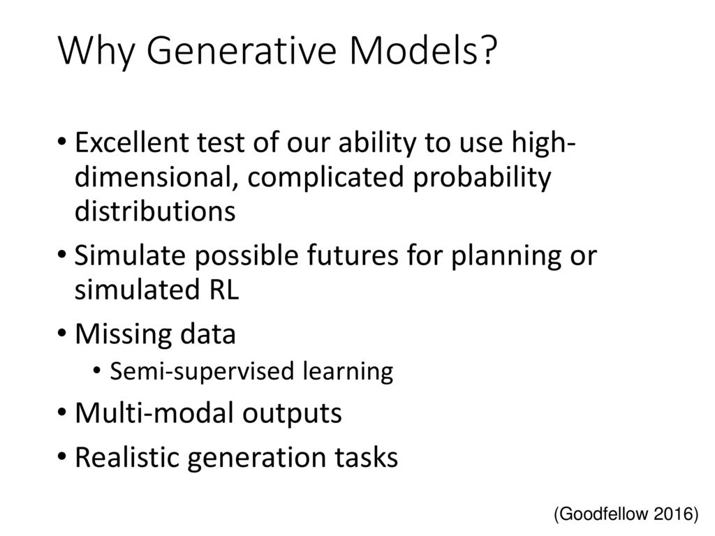 Conditional Generative Adversarial Networks - ppt download