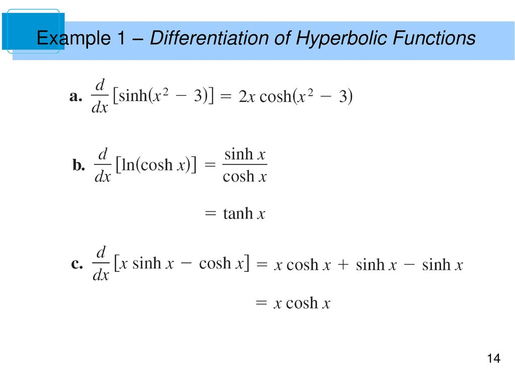 5 Logarithmic Exponential And Other Transcendental Functions Ppt