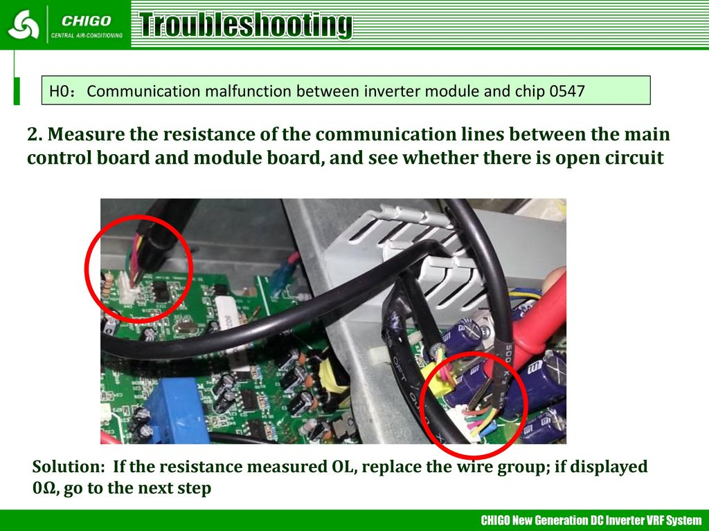Vrf Trouble Shooting Mideappt Ppt Central Air Conditioning Circuit Board Pictures 47 Troubleshooting