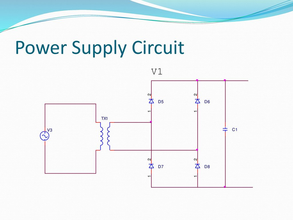 Double Input Z Source Dc Converter Ppt Download Low Voltage Circuit Powersupplycircuit 7 Power Supply