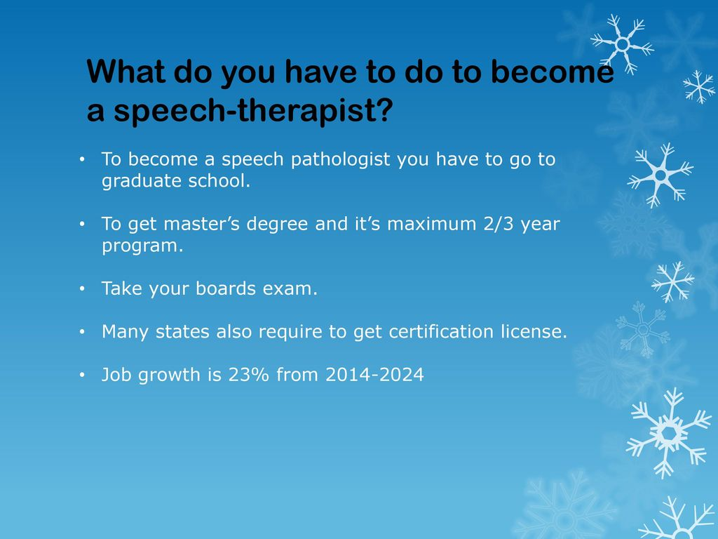 How To Become A Speech Therapist >> An Introduction To Speech Language Pathology Undergraduates