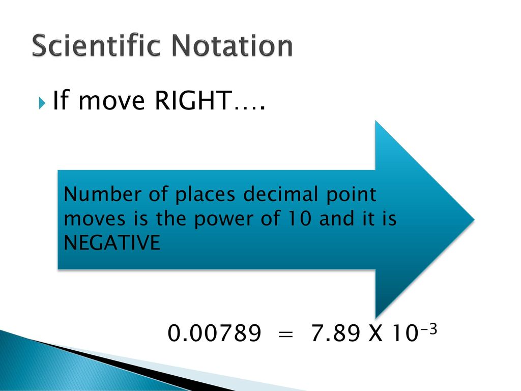 Scientific Measurement - ppt download